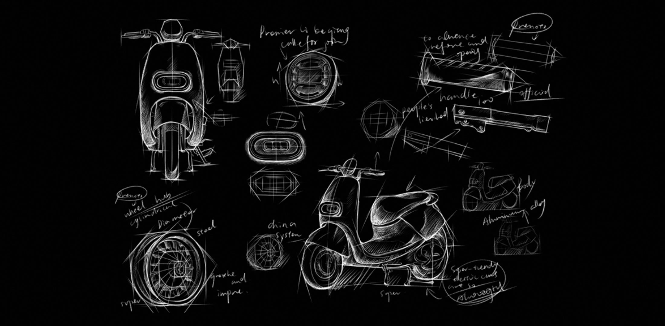 plan e-scooter lvneng