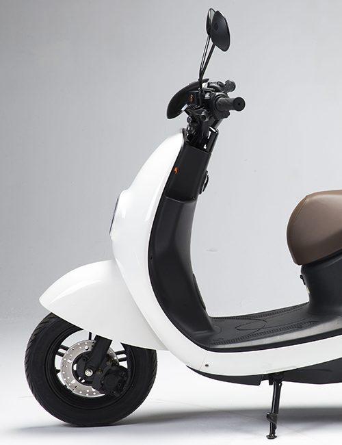 e-scooter S3 profil