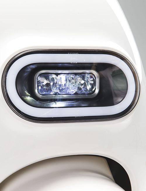 e-scooter S3 phare