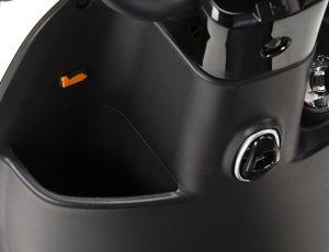 e-scooter S3 vide poche