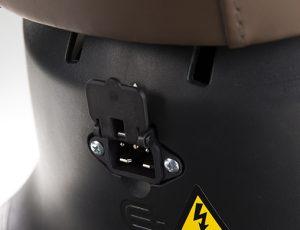 e-scooter S3 connecteur batterie