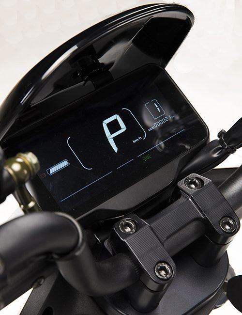 e-scooter S4 compteur