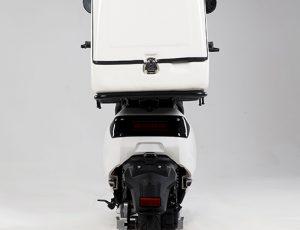 e-scooter S5 arrière