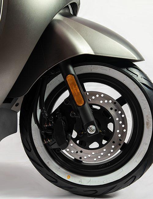 scooter electrique S6 roue