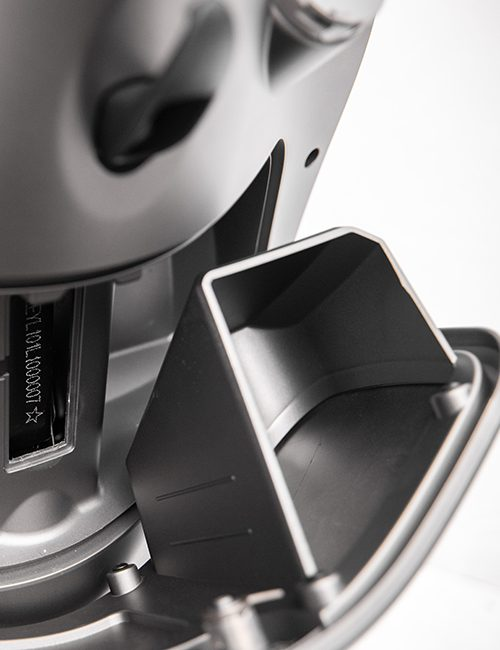 scooter electrique S6 vide poche
