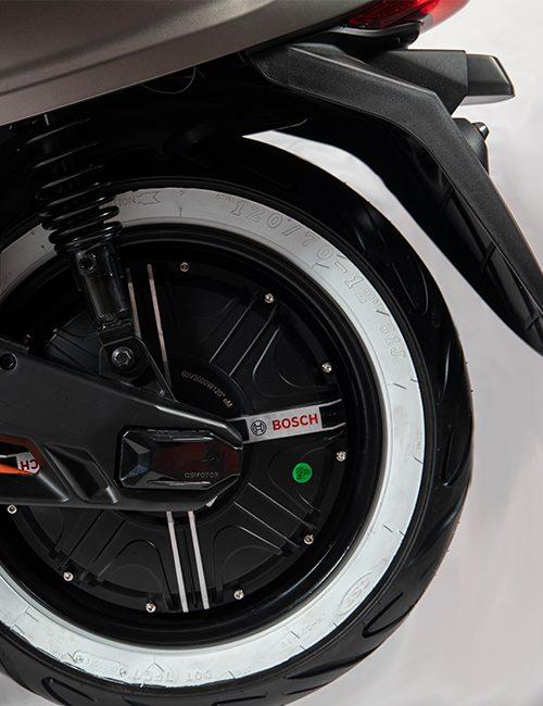 scooter electrique S6 moteur bosh