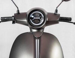scooter electrique S6 feu