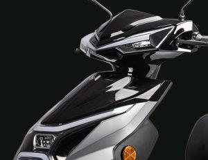 scooter electrique X1 avant