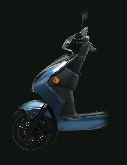 scooter electrique X1 profil